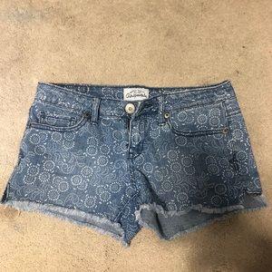 Aeropostale shorts!